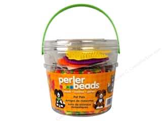 beading & jewelry making supplies: Perler Activity Bucket Pet Pals