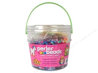 beading & jewelry making supplies: Perler Activity Bucket Magical Princess
