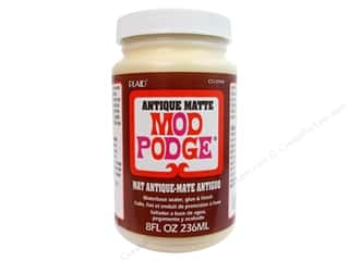 Plaid Mod Podge Antique Matte 8oz