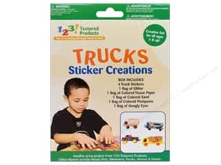 Weekly Specials Collection Kit: Textured Products 123 Sticker Creations Trucks