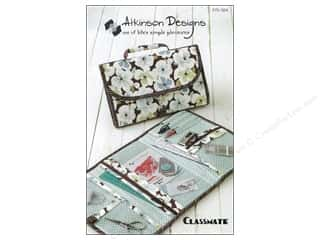 Tote Bags / Purses Patterns: Atkinson Designs Classmate Pattern