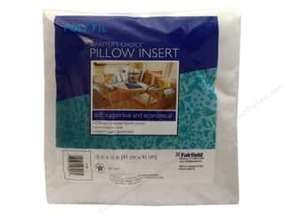 """Weekly Specials Knitting: Fairfield Pillow Form Crafters Choice 16"""" Square"""
