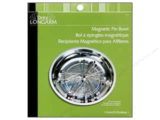 Dritz Notions: Magnetic Pin Bowl by Dritz Longarm