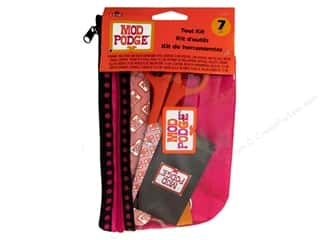 Plaid Mod Podge Tools Kit 7pc