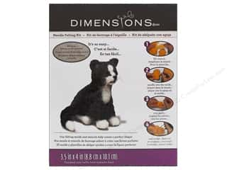 Weekly Specials Stenciling: Dimensions Needle Felting Kits Cat