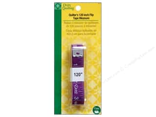 Quilter's Flip Tape Measure by Dritz Quilting 120 in.