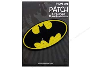 C&D Visionary Applique Batman Logo