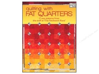 Clearance Blumenthal Favorite Findings: That Patchwork Place Quilting With Fat Quarters Book