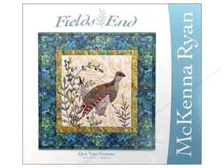 Patterns Clearance: Pine Needles Fields End Quit Your Grousin' Pattern