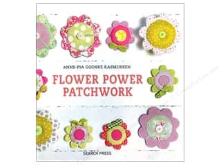 books & patterns: Search Press Flower Power Patchwork Book