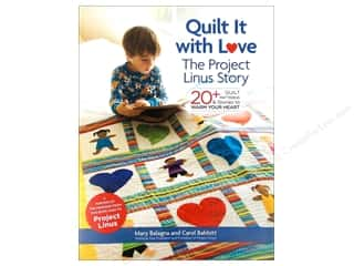 Books & Patterns: Lark Quilt It With Love The Project Linus Story Book