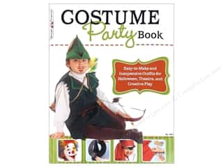 Costume Party Book: Easy-to-Make and Inexpensive Outfits for Halloween, Theatre, and Creative Play Book by Peg Couch