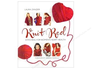 Clearance Red Heart Pomp A Doodle Yarn: Sixth & Spring Knit Red Book