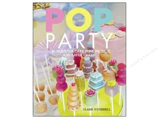 Cico Pop Party Book by Clare O'Connell