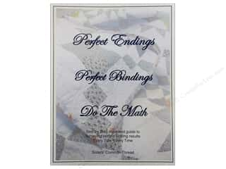 Sisters' Common Thread Perfect Endings, Perfect Binding, Do The Math Pattern
