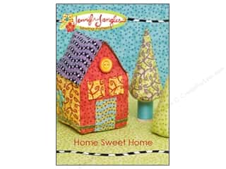 Jennifer Jangles Home Sweet Home Pattern
