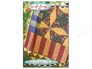 Quilting Patterns: Jennifer Jangles The Happy Quilt Pattern