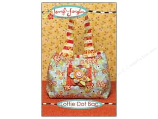 Tote Bags / Purses Patterns: Jennifer Jangles Lottie Dot Bag Pattern