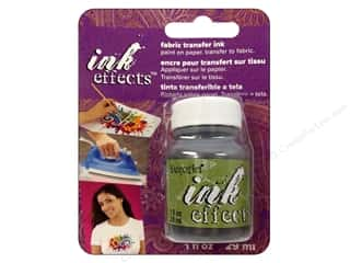 Decoart Ink Effects Fabric Transfer Ink 1 oz. Light Green