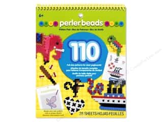 beading & jewelry making supplies: Perler Pattern Pad Volume 1