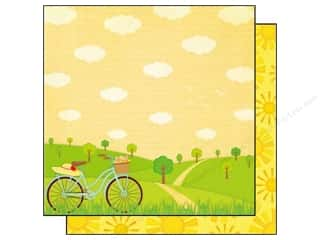 Clearance Best Creations Paper 12x12: Best Creation 12 x 12 in. Paper Sunny Days Collection Lazy Day (25 sheets)