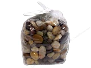 Sierra Pacific Decor Rock Pebbles  1-2 cm Assorted Colors 1000 gm