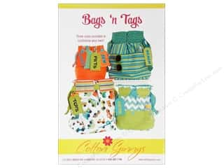 Cotton Way: Cotton Ginnys Bags N Tags Pattern
