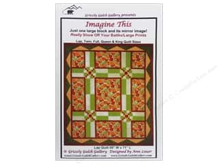 books & patterns: Grizzly Gulch Gallery Imagine This Pattern