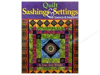 Clearance Books: Landauer Quilt Sashings & Settings Book