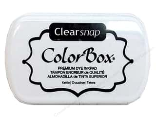 Clearance ColorBox Premium Dye Ink Pad: ColorBox Premium Dye Inkpad Kettle