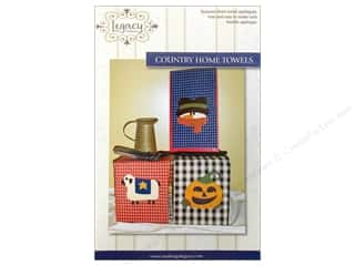 Clearance: Legacy Country Home Towels Pattern