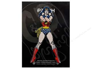 C&D Visionary Applique Wonder Woman Standing