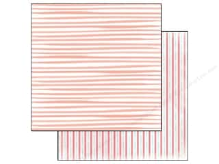 Glitz Design 12 x 12 in. Paper Hello Friend Stripe