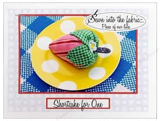 home decor pattern: Sewn Into The Fabric Shortcake For One Pattern