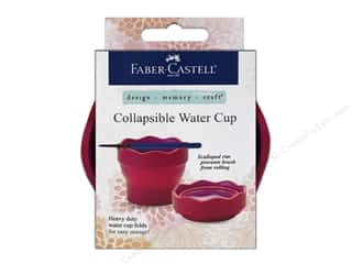 Cups & Mugs: FaberCastell Collapsible Water Cup