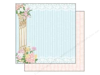 Clearance Best Creation Collection Kit: Best Creation 12 x 12 in. Paper Blossoming Time Collection Silence (25 sheets)