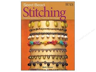 seed beads: Kalmbach Publishing Co. Seed Bead Stitching Book