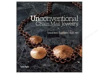 Gallery Books: Kalmbach Publishing Co. Unconventional Chain Mail Jewelry Book