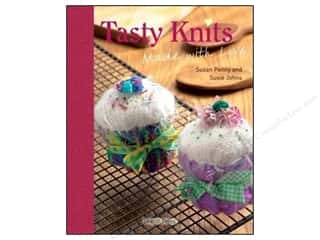 knitting books: Search Press Tasty Knits Book