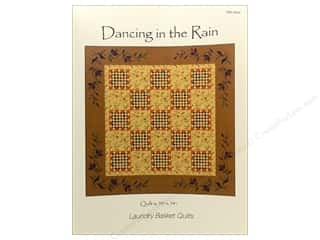 books & patterns: Laundry Basket Quilts Dancing In The Rain Pattern