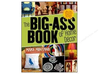 Stewart Tabori & Chang The Big-Ass Book of Home Decor