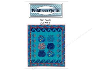 Quilted Fish, The: Peddlecar Quilts Fish Bowls Pattern