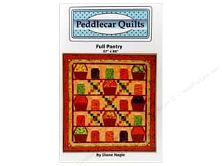 Peddlecar Quilts Full Pantry Pattern
