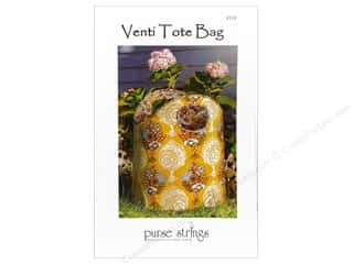 Tote Bags / Purses Patterns: Purse Strings Venti Tote Bag Pattern