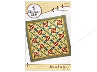 books & patterns: Gingham Girls Round A Bout Pattern