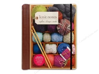 knitting books: Sixth & Spring Knit Notes Book