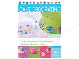 Cookbooks: Creative Publishing Complete Photo Guide Cake To Decorating Book