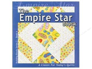 Pattern $2-$4 Clearance : All American Crafts Series 2-#4 Empire Star Book