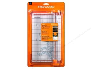 scrapbooking & paper crafts: Fiskars SureCut Deluxe Craft Paper Trimmer 12 in.