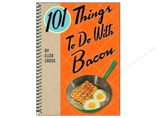 Gifts & Giftwrap: Gibbs-Smith 101 Things To Do With Bacon Book